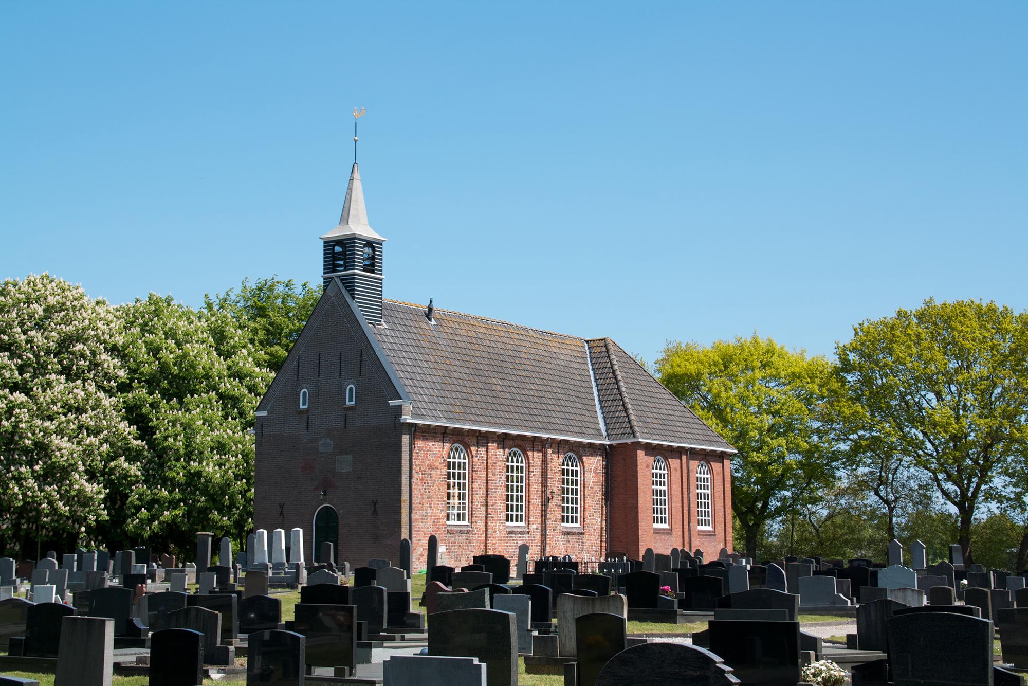 Hervormde Kerk Opende–Kornhorn